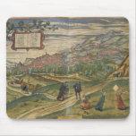Vista de Granada Alfombrilla De Raton