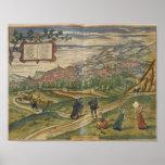 Vista de Granada Póster