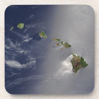 Vista de Hawaii del espacio Posavaso