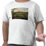Vista de Highgate del brezo de Hampstead, c.1834 Camisetas