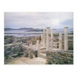 Vista de la casa de Cleopatra Postales