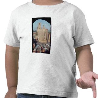 Vista de la catedral de Sainte-Cecile Camiseta