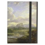 Vista de la ciudad de Edimburgo c1822