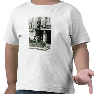 Vista de la estatua de Mendelssohn Camisetas
