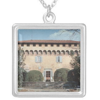 Vista de la fachada, diseñada para Cosimo Colgante Cuadrado