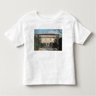 Vista de la fachada, diseñada para Cosimo Polera