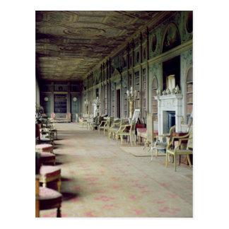 Vista de la galería larga postales