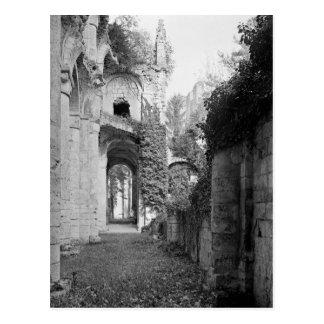 Vista de la iglesia, c.1052-67 postal