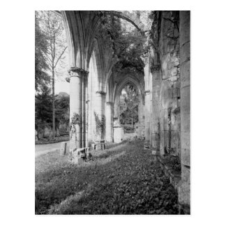 Vista de la iglesia, c.1052-67 postales