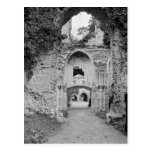 Vista de la iglesia, c.1052-67 tarjetas postales