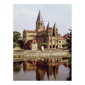 Vista de la iglesia de Notre-Dame Postales