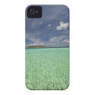 Vista de la isla de Funadoo de Funadovilligilli 2 Case-Mate iPhone 4 Cobertura