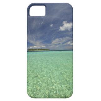 Vista de la isla de Funadoo de Funadovilligilli 2 iPhone 5 Case-Mate Carcasa