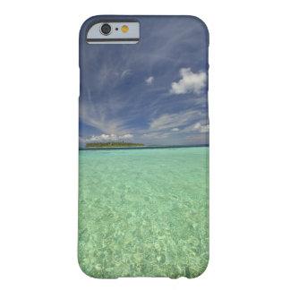 Vista de la isla de Funadoo de Funadovilligilli 2 Funda Para iPhone 6 Barely There