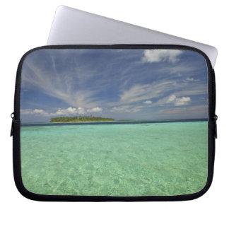 Vista de la isla de Funadoo de Funadovilligilli 2 Mangas Portátiles