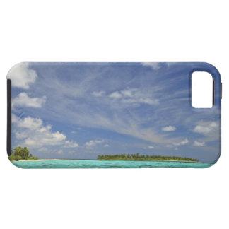 Vista de la isla de Funadoo de Funadovilligilli 3 iPhone 5 Case-Mate Cárcasa