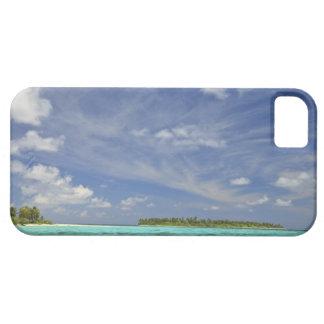Vista de la isla de Funadoo de Funadovilligilli 3 iPhone 5 Case-Mate Protectores