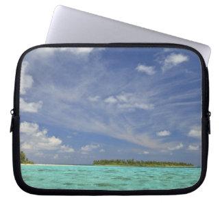 Vista de la isla de Funadoo de Funadovilligilli 3 Fundas Ordendadores