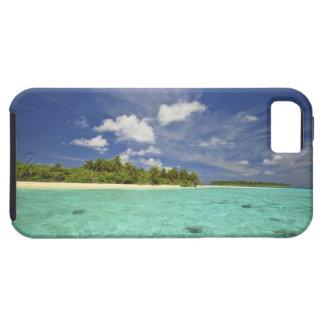 Vista de la isla de Funadoo de Funadovilligilli iPhone 5 Protectores
