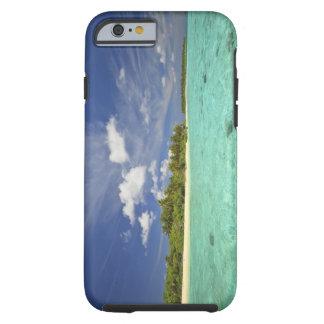 Vista de la isla de Funadoo de Funadovilligilli Funda Para iPhone 6 Tough