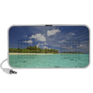 Vista de la isla de Funadoo de Funadovilligilli iPod Altavoz