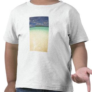 Vista de la isla de Funadoo de Funadovilligilli Camisetas