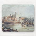 Vista de la torre de Londres Mousepads