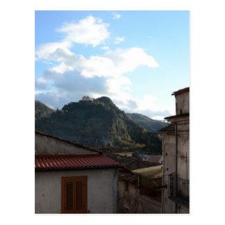 Vista de Laino Castello Postales