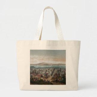 Vista de las 1860) bolsas de asas de San Francisco