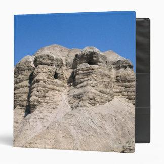 """Vista de las cuevas de Qumran Carpeta 1 1/2"""""""