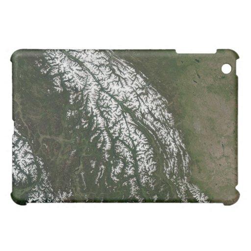 Vista de las montañas rocosas