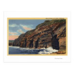 Vista de las siete cuevas postales