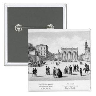 Vista de Munich, 1869 Pins
