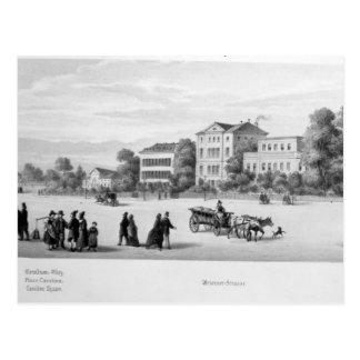 Vista de Munich, 1869 Tarjetas Postales