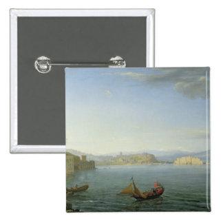Vista de Nápoles, 1750 Pins