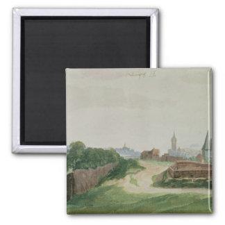 Vista de Nuremberg, 1496-97 Imán