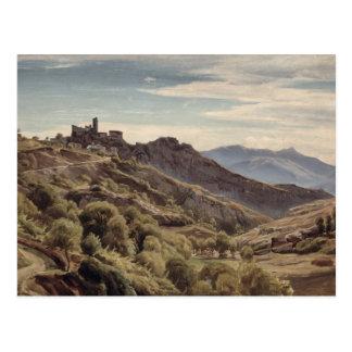 Vista de Olevano Postal