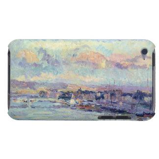 Vista de París (aceite en lona) iPod Touch Fundas