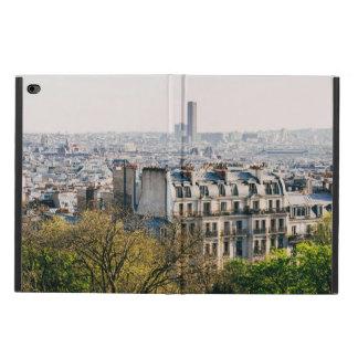 Vista de París de la colina de Montmartre