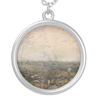 Vista de París de Montmarte de Vincent van Gogh Grimpola Personalizada