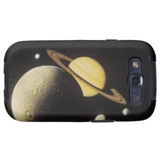 vista de planetas en la Sistema Solar Galaxy S3 Cobertura