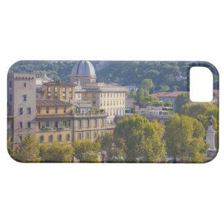 Vista de Roma de Castel Sant Ángel iPhone 5 Case-Mate Coberturas