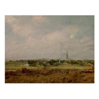 Vista de Salisbury Postal