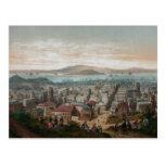 Vista de San Francisco (1860) Postales