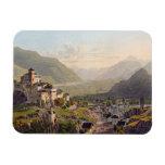 Vista de Sion, ejemplo del 'viaje Pittoresqu Imanes