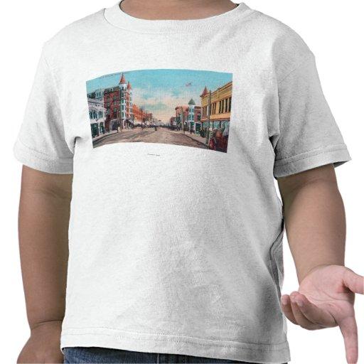 Vista de StreetBoise principal, identificación Camiseta