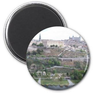 Vista de Toledo Magnet
