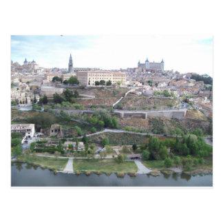Vista de Toledo Postcard