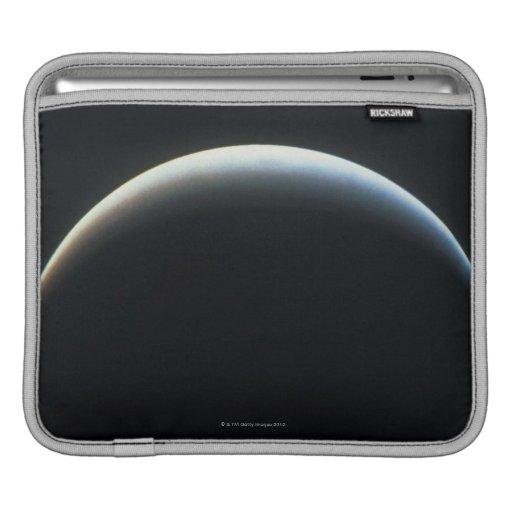 Vista de un eclipse manga de iPad