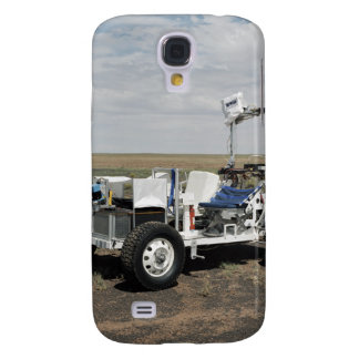 Vista de un vehículo lunar de 1-G Rover Funda Para Galaxy S4